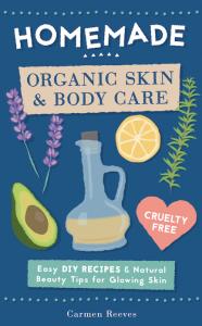Homemade Body Care Cover